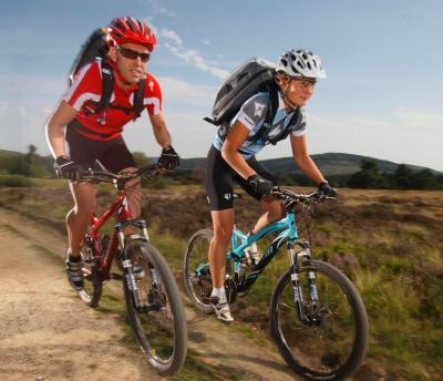 Auf den Kahlen Pön (Tour 4) - Bike Arena Sauerland