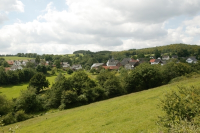 Hombergweg (B1) Berge