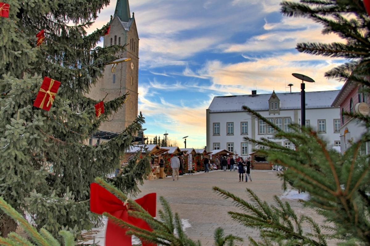 Weihnachtsmarkt Medebach