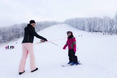 Booklet - Gemeinsames Ticket für kleine Skigebiete (6) - Skigebiet Schlossberg in Küstelberg