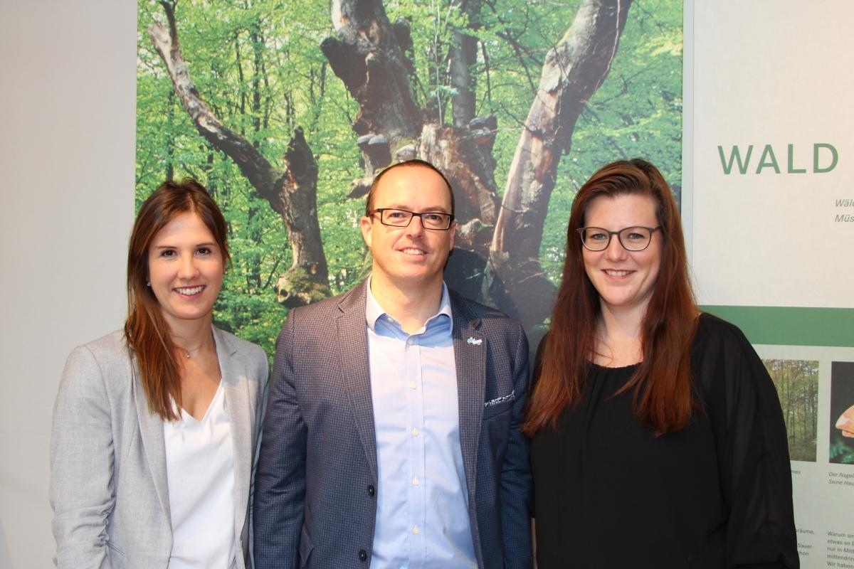 Christina Gersthagen, Michael Aufmhof, Judith Nölke