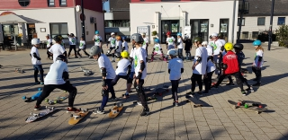 Skater-Workshop in Medebach