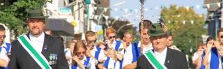 Geänderte Verkehrsführung zum Bundesschützenfest vom 13.-15.09.2019