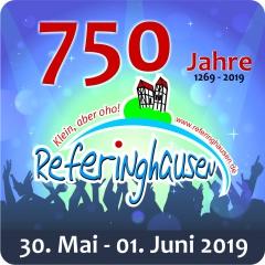 750 Jahre Referinghausen
