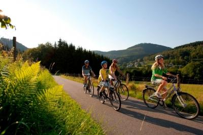 Door de Medebacher Bucht (Tour 7) - Bike Arena Sauerland