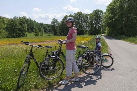 Verhuur van (elektrische) fietsen