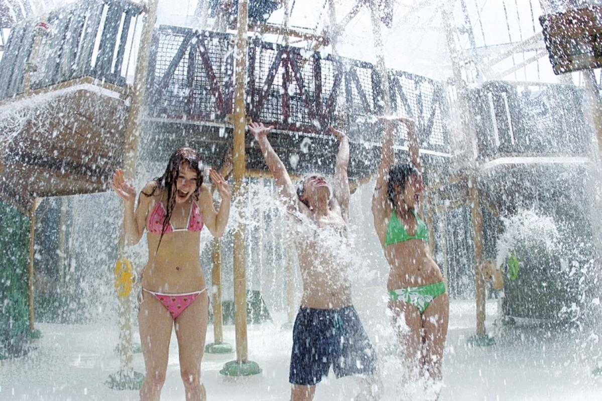 WaterPlayHouse Eimer Aqua Mundo
