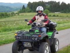 Geführte Quad-Touren in Medebach-Berge