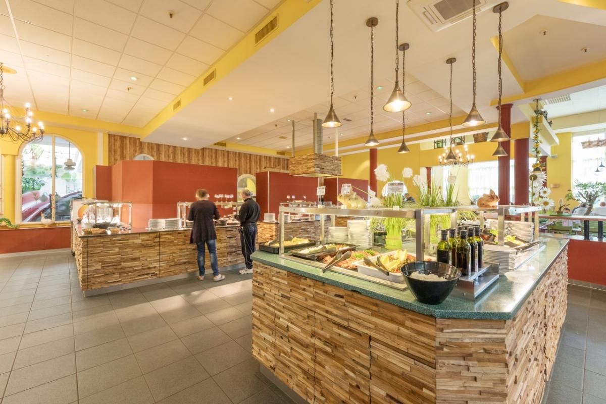 MarketRestaurant (Center Parcs)