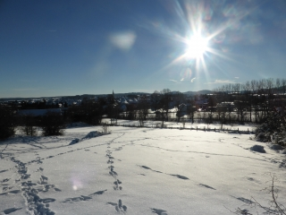 Winterwanderweg Faust / Weddel (Rundwanderweg 1) Medebach