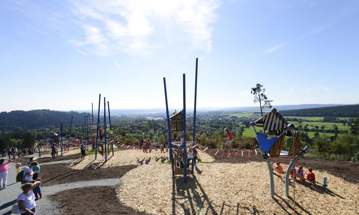 Aventura - Der SpielBerg in Medebach (Nähe Bromberg und Center Parcs)