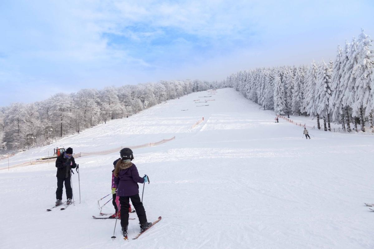 Skigebiet Schlossberg Medebach-Küstelberg