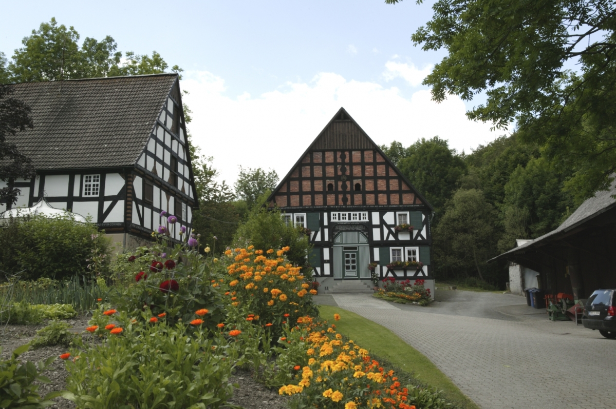 Fachwerk / Fresenhof Medebach-Titmaringhausen