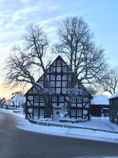 Winterwandelen in Küstelberg
