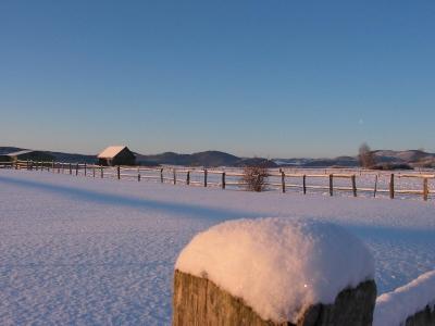 Winterwandern in Deifeld