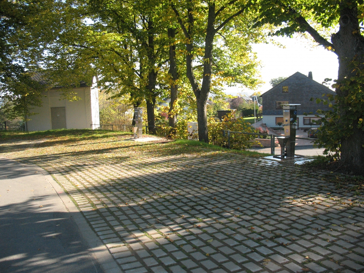 Wohnmobilstation Schützenplatz